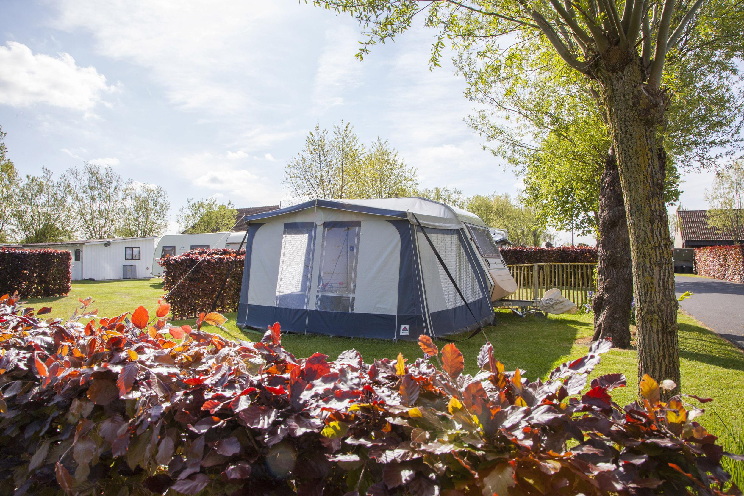 Camping T Rietveld De Haan Actief Aan Zee Driftweg Camping
